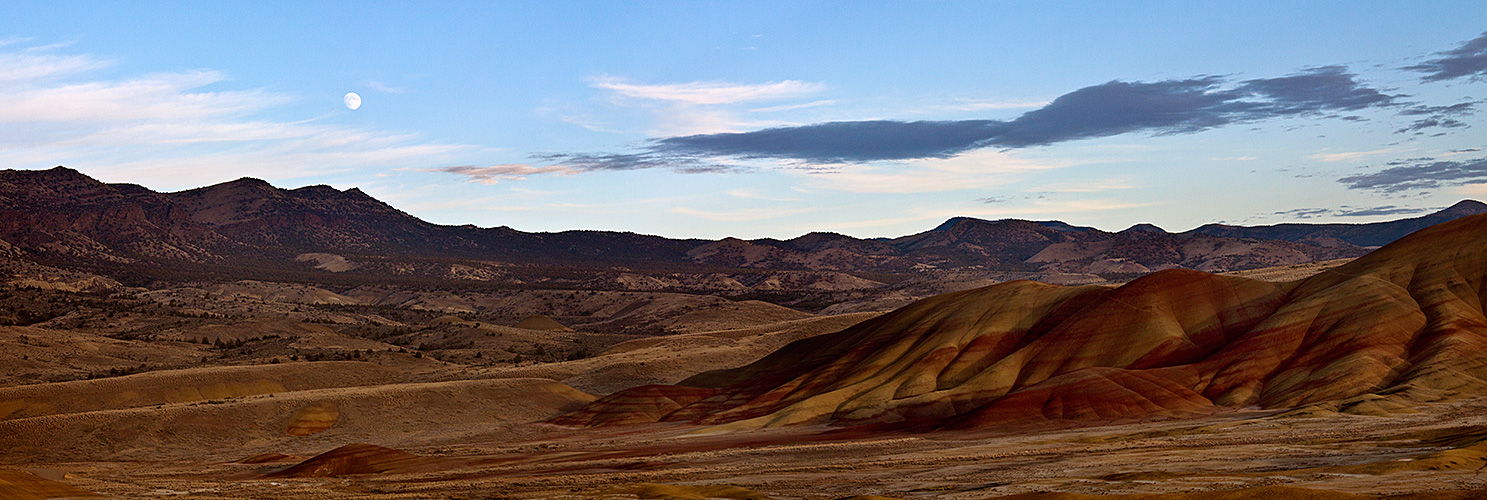 From Nevada - John Day Fossil Beds
