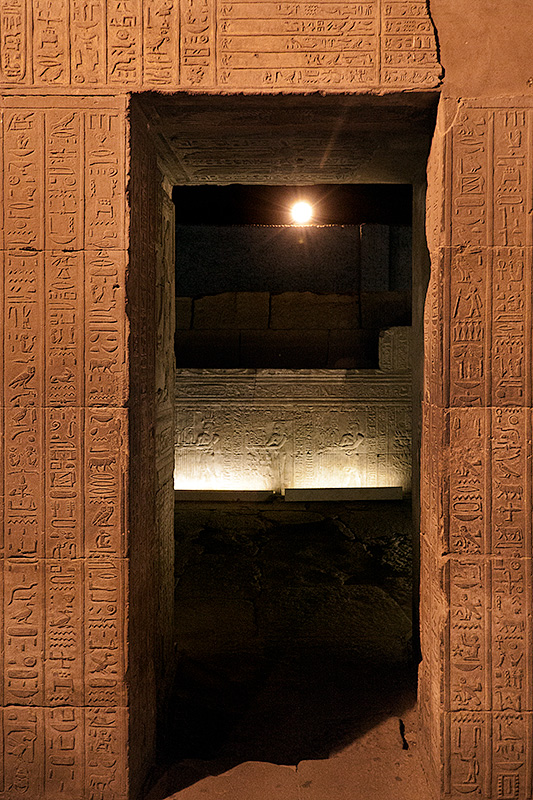 From The Story Buildings of Egypt - Kom Ombo