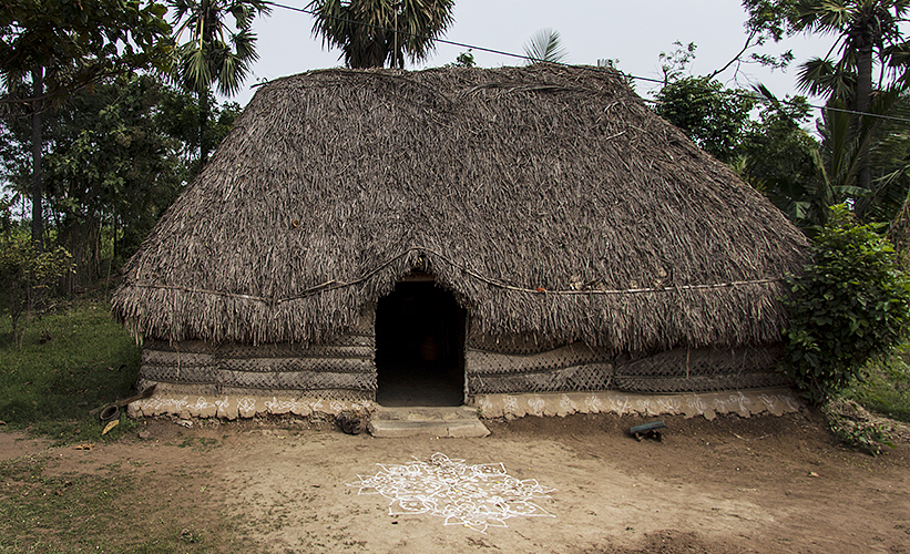 Rice Worker Home 1-Kumbakkonam