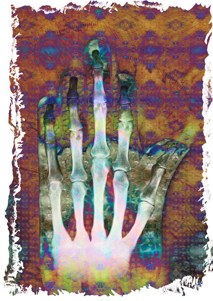 The Printmakers Hand II