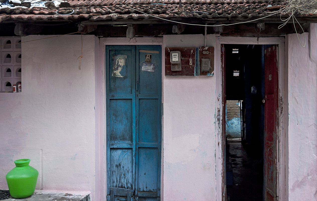 Madurai :: The Green Jar-Pink House