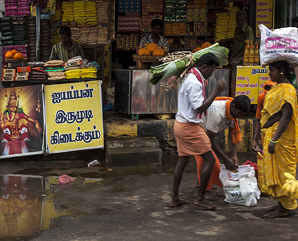 Madurai :: A Gathering of Yellow